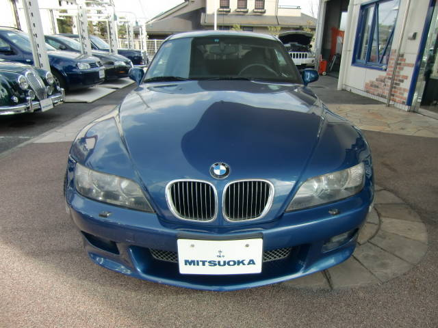 2002 Z3 Coupe | Topaz Blue | Black | Japan