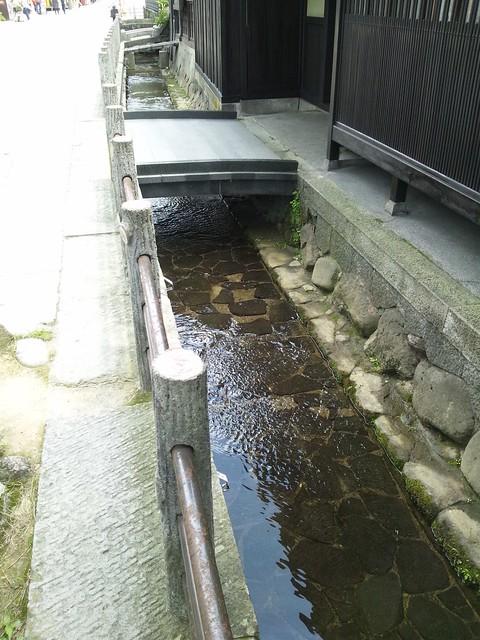 防火用水の写真