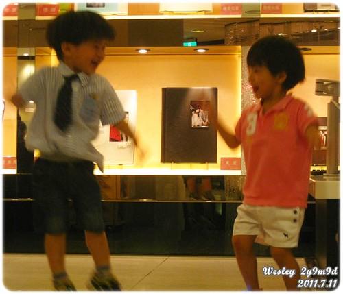 110711-和小朋友玩