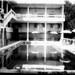 Baños públicos en Las Delicias