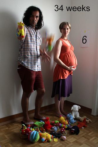 weegrub: 34 weeks