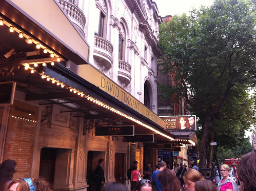 wyndham theatre much ado about nothing