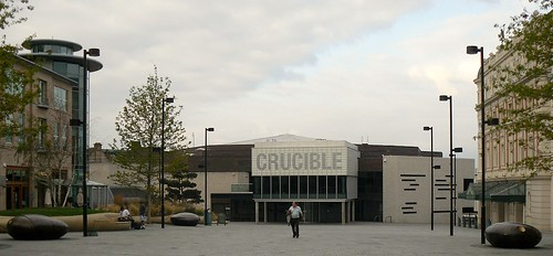 Crucible Theatre, Sheffield