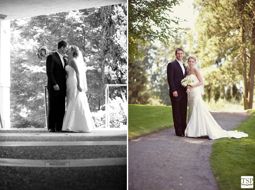 Broadmoor Wedding Portrait