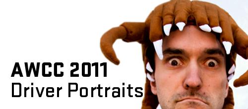 AWCC 2011 Driver Portraits