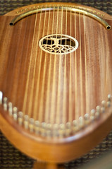 Music Maker's Reverie Harp