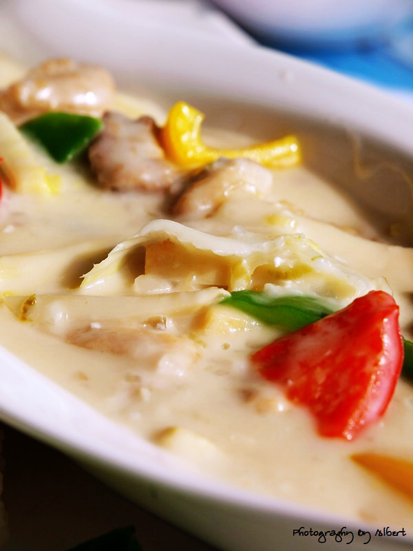 慈湖觀景台餐廳:經典英皇雞飯