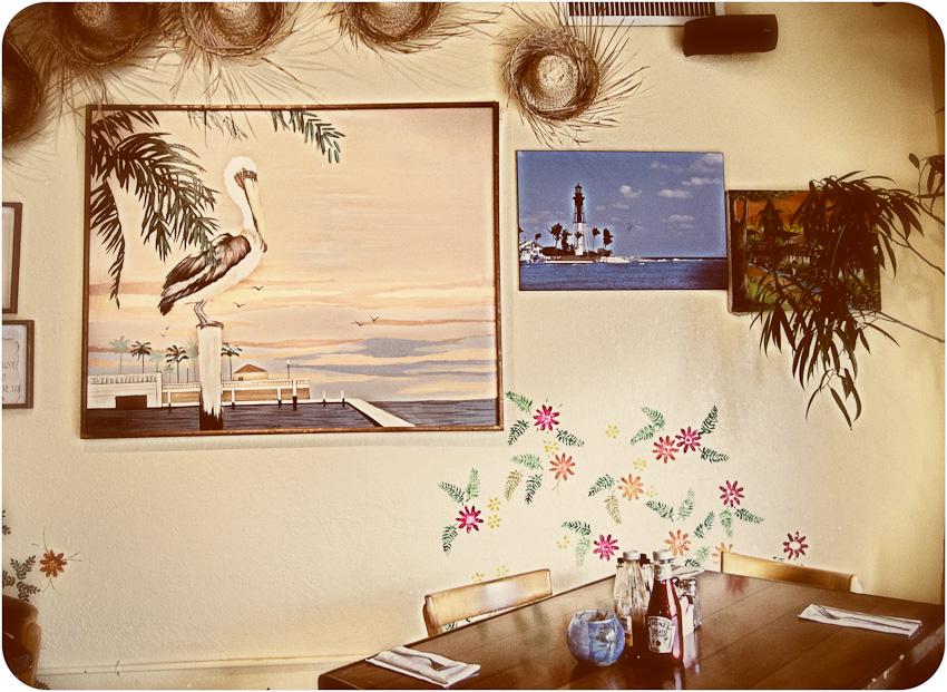 Calypso restaurant, Pompano Beach