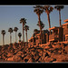 Beachfront  Oceanside, California
