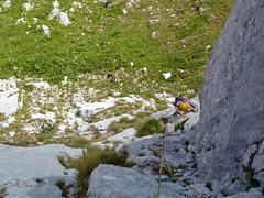 Alpinismo Gran Sasso - Torre John Wayne (Le Strutture)