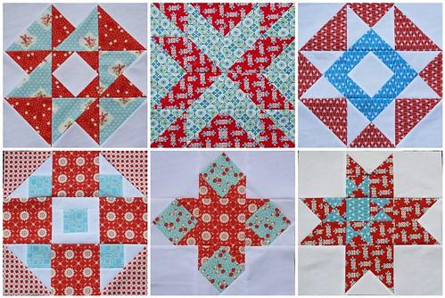 summer sampler qal extra blocks