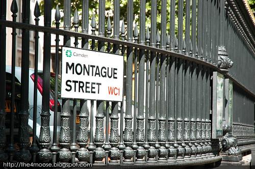 British Museum - Montague Street