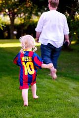 En ung Messi (3)