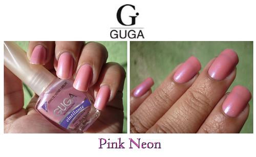 Guga - Pink Neon