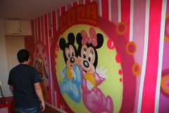 commande pour anca (chromers-art) Tags: graffiti mickey spray dco commande particulier chromers