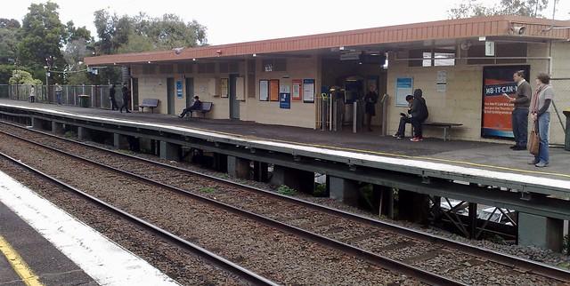 Balaclava station