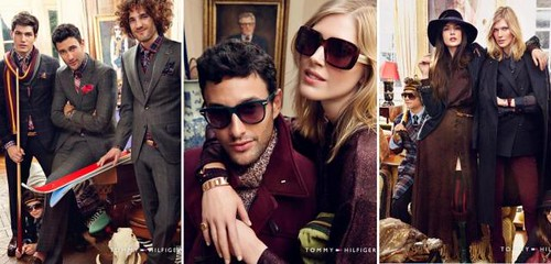 Tommy Hilfiger Fall 2011 Campaign