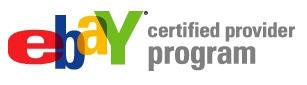 eBay Certified Provider Program logo