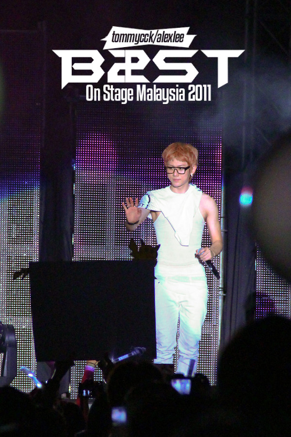 B2ST Fanmeeting Asia Tour in Malaysia