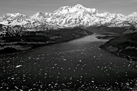 Lyžování na Aljašce
