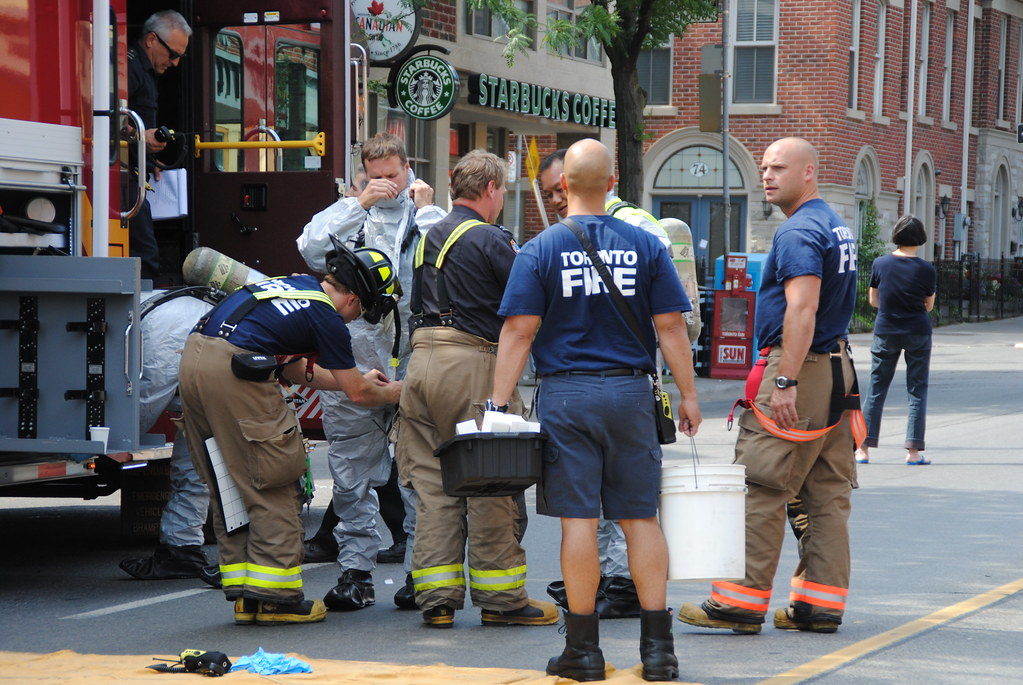 The World's Best Photos of cbrn and torontofireservices