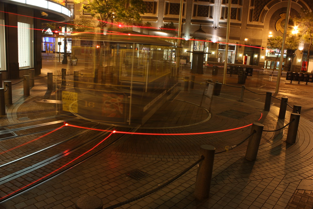 Cable Car Motion