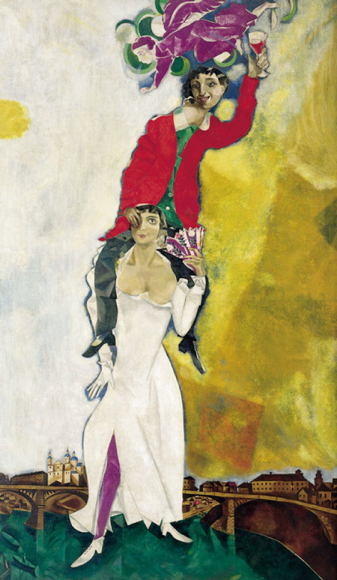 Chagall and the Russian Avant-Garde