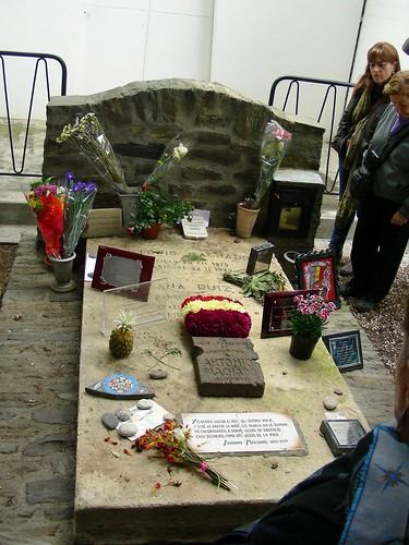 Tomba d'Antonio Machado a Cotlliure (3)