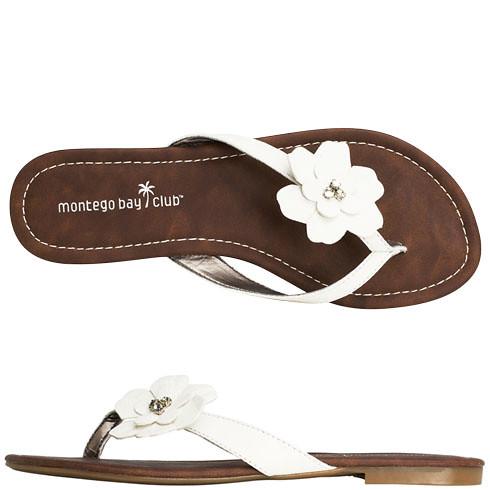 Petunia Flower Sandal
