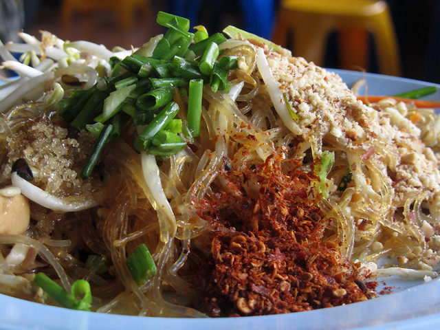 Chamlong's Asoke Vegetarian Restaurant