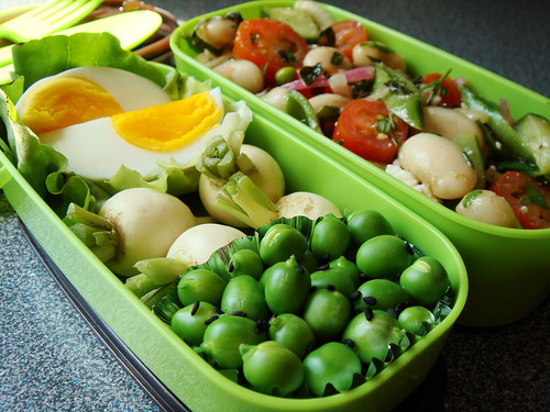 Bento In Green