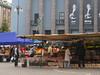 Market in Stockholm (La Citta Vita) Tags: openairmarket publicspace urban placemaking retail shopping stockholm city townsquare market vendors hotorget sverige konserthuset kungsgatan hotorgshallen hötorget