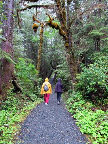 Cape Scott Walk by Canadian Veggie, on Flickr
