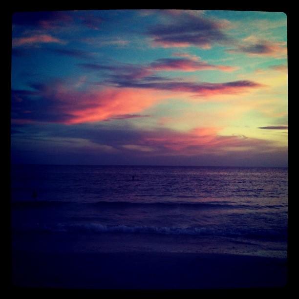 Sunset on Anna Maria Island 3