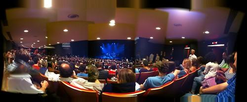 Montréal jazz venue pano