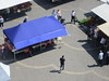 Aeial, city square + market (La Citta Vita) Tags: publicspace waterfront farmersmarket sweden stockholm aerialview neighborhood creativecommons produce stalls townsquare marketsquare vendors centralplaza capitalcity cityliving hotorget temporarystructures pedestrianfriendly fromfarmtotable lacittavita