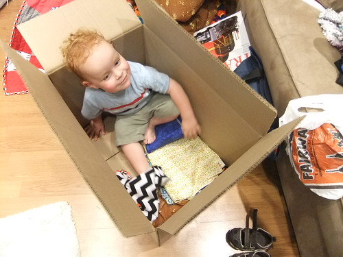 Jacob in the box. by aviva_hadas