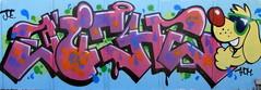 hot dog (VANDAL TEAM SUPREME) Tags: graffiti niche nr kts vts nicher