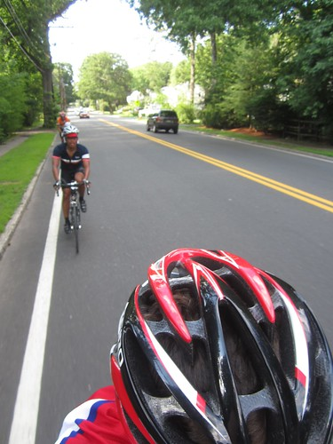 """In the """"let's get this done"""" mode, I actually felt like that for the last 50 miles"""