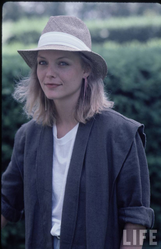 Michelle Pfeiffer Young Young Michelle Pfeiffer