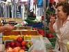 mercado en el albaycín