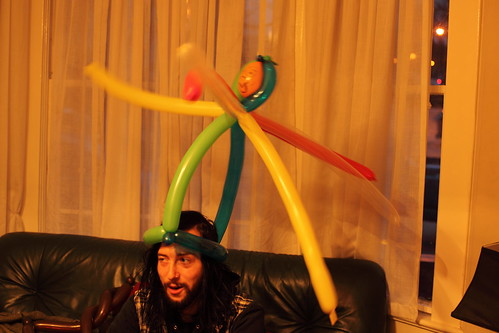 the balloon artiste