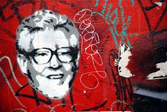 Degraves Place/Centreway - Melbourne (geoftheref) Tags: street art graffiti grafiti australia melbourne victoria rolf graffitti harris grafiitti geoftheref
