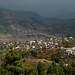 Vista de umas das vilas daqui