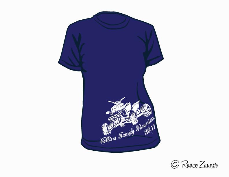 Family reunion t shirts design t shirts design average for Printed t shirts for family reunion
