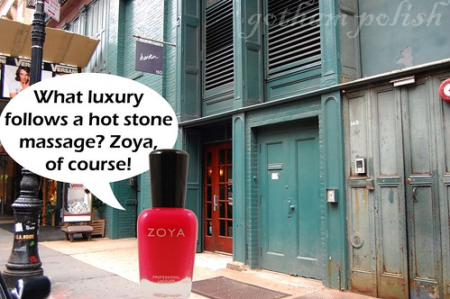 Haven Spa Zoya