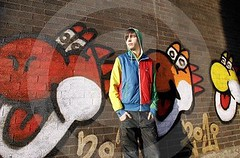 Me leaning against 3 of my Yoshi's (RetroGraffiti) Tags: street blue school red orange black west green london art sorry yellow wall gold graffiti town sketch purple yorkshire mario retro holy your croft elite illegal council about dedicated yoshi keighley quaser