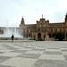 Praca da Espanha em Sevilla