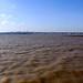 Chegando em Santarém, vindos de Manaus de balsa.