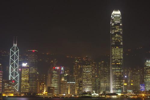 香港shopping腳超酸遊-夜景